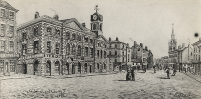 Old Guild Hall, Preston