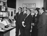 Opening of the Book Exhibition