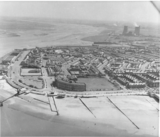Aerial View: Fleetwood East ~ 1965