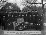 Auxiliary Fire Service, Lancaster