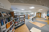Burnley Campus Library