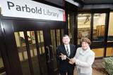 Parbold Library
