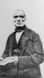 Thomas Booth, co-founder Burnley Mechanics Institute.