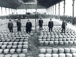 Preston Cheese Fair 1925